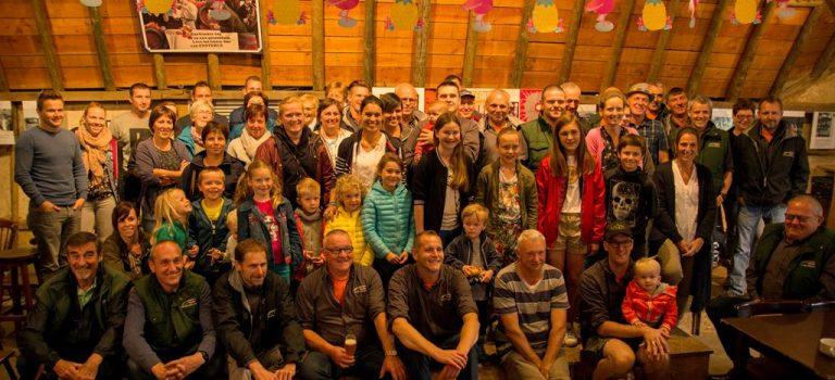 Viering 15 jaar pompoenengenootschap 2017